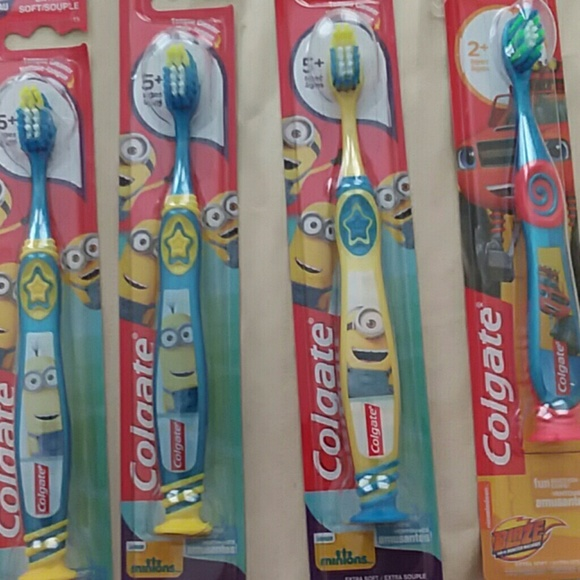 colgate Other - Kids toothbrushes